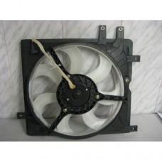 Вентилятор радиатора охлаждения левый