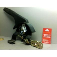 Рукоятка ручного тормоза в сборе черная б/у