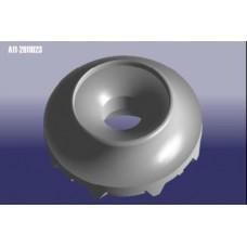 Опора амортизатора заднего (комплект)(аналог)