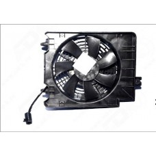 Вентилятор радиатора кондиционера