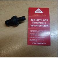 Клапан вентиляции картерных газов PVC