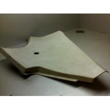 Панель обшивки правая верхняя пластик б/у