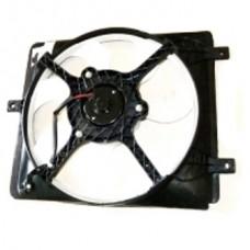 Вентилятор радиатора охлаждения правый