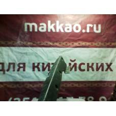 Панель обшивки багажника задняя пласт. б/у